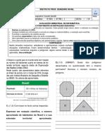 PROVA BIMESTRAL DO 6º  e 7º ANOS 2º BIMESTRE.docx
