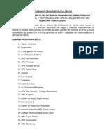 TRABAJOS REALIZADOS A LA FECHA SEÑAL.docx