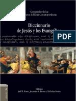 Diccionario de Jesus y Los Evangelios - (Joel B. Green, Jeannie K. Brown, Nicholas Perrin)-1