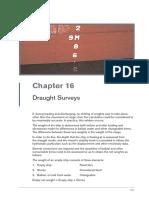 Draught Surveys