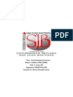 Resumen de Lectura de Fisiopatología Trmbocitopenia (1)