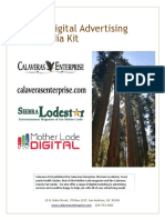 Calaveras Enterprise_Sierra Lodestar Media Kit 2018