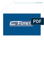 Manual CT DTE - Version 1.0