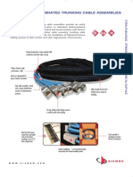 Siemon Pre Terminated Trunking Cable Assemblies Emea Apac Spec Sheet