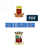 MANUAL DE CATDRA DE LEGISLACION MILITAR POR LEYES TEXTO PEQUEÑO.docx