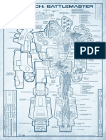 BattleTech BattleMaster Blueprint Rev