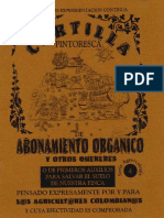 A Bon Amien to Organic o
