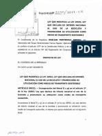 Proyecto de Ley 03140-2017-CR