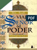 Viaje al Senor del Poder Ibn Arabi.pdf