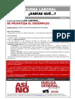 Nº11 - Privatización del desempleo
