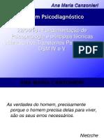 Pós em Psicodiagnóstico, Avaliação Psicol�gica e Neuropsicológica 22-04-18.ppt