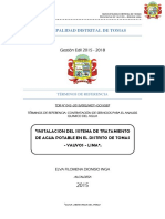 01.02. TDR (Analisis Quimico Agua)