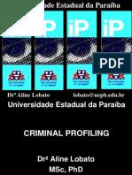 1 - Introdução Ao Criminal Profiling