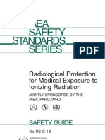 Radio Logical Protection for Medical Exposure to Ionizing Radiation 2002