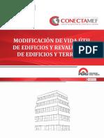 20140716 REVALUACIÓN DE EDIFICIOS Y TERRENOS (Validada).pptx