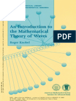 Knobel - An introduction to the mathematical theory of waves