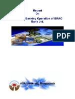 Report on Probashi Banking System of Brack Bank