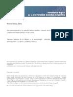 Doc Aproximacion Relacion Politica Fragua Ortega