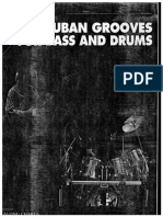 AFRO CUBAN GROOVES FOR BASS AND DRUMS.pdf