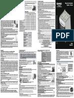 Manual Linha Campeoes 4B Dako