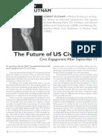 The Future of Us Civil Society