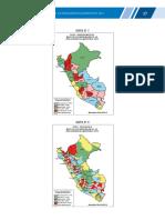 Mapa Depart Distritos VulnerabilidadInseguridadAlimentaria MIDIS' 0