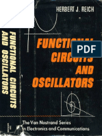 Functional Circuits and Oscillators Herbert J. Reich 1961