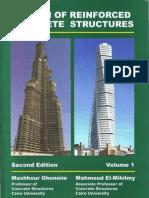 Design of Reinforced Concrete Structure Volume 1