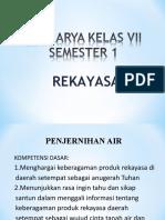 236658346 Prakarya Kelas Vii