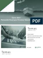Planeacion-Tributaria-para-Personas-Naturales-Cierre-2017.pptx