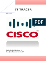 Packet Tracer DHCP