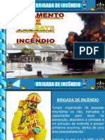 Brigada Incendio