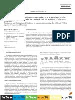 Producción y Evaluación de Embriones Por Superovulación