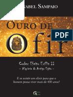 Ouro de Ofir - Alquimia do Egito Antigo - Annabel Sampaio.pdf