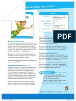 L1 Peter Pan Teacher Notes American English
