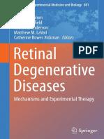 Enfermedad Degenerativa de la Retina