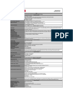 Datasheet Motor