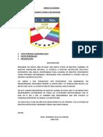 Agenda Ie Los Incas