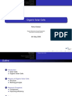 Disadvantage Solar Cell