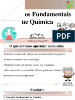 1-Conceitos Fundamentais de Quimica