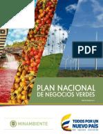 Plan Nacional de Negocios Verdes Pag 54-55