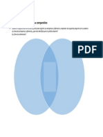 Diagrama Venn Plantilla