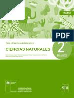 Ciencias Naturales 2º básico - Guía didáctica del docente tomo 1.pdf