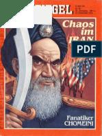 Der Spiegel - Chaos im Iran