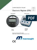ERA Register Manual