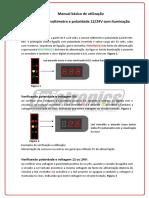 Caneta Voltimetro e Polaridade 12_24V INJ-004