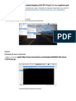 Tutorial LCD 3.5 Inch