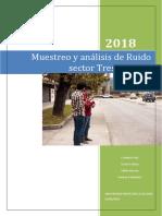 Informe Ruido Tres Puentes