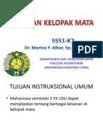 K07 - SSS1 - Kelainan Palpebra