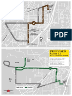 Everett Transit - Route Map 2019 Proposed